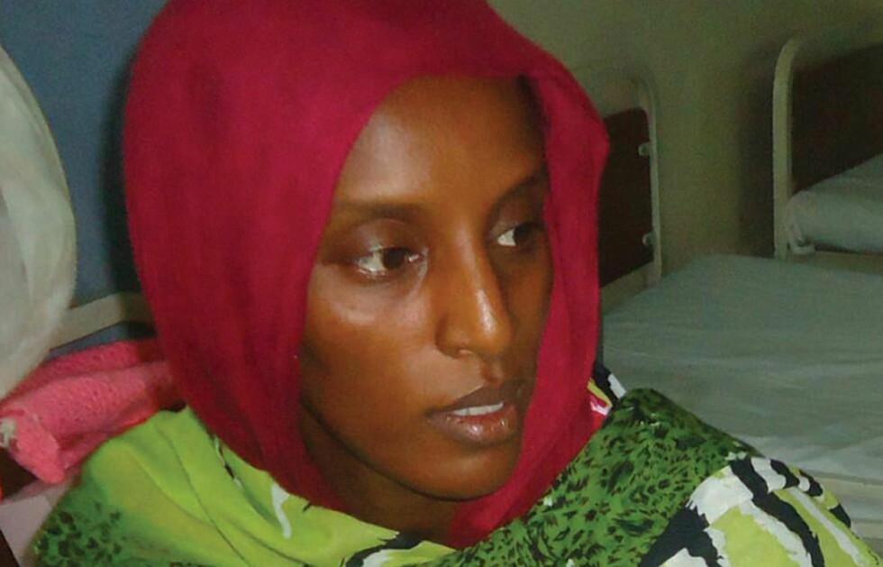 DØMT TIL DØDEN:  FN har fordømt saken hvor Meriam Yahia Ibrahim Ishag (27) har blitt dømt til døden for å konvertere. Foto: AFP Photo / STR / NTB Scanpix