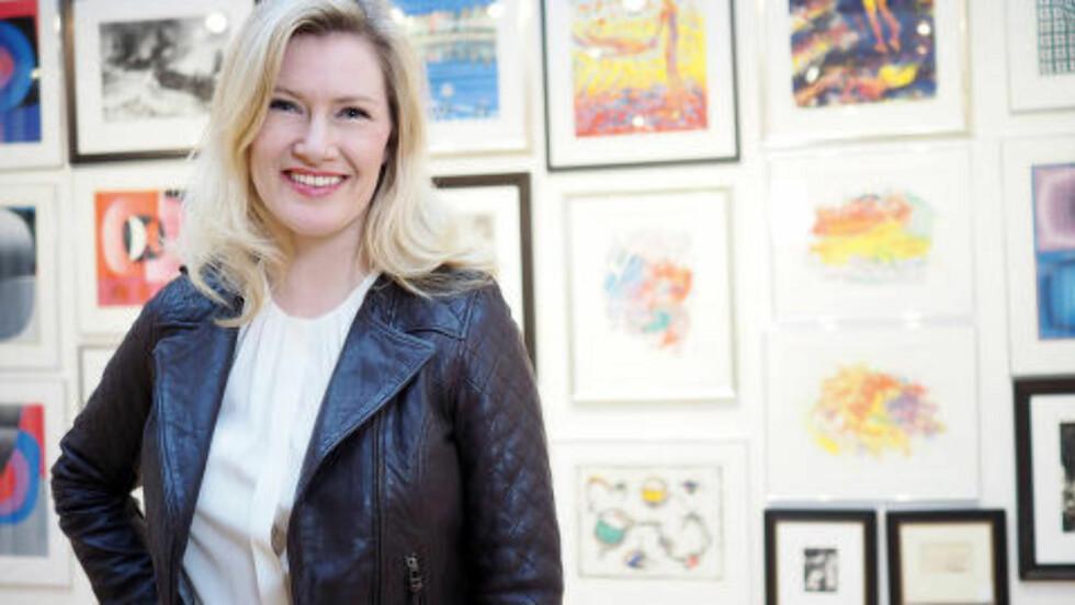 KINESISK BOOM: Reiselivsdirektør Hilde Charlotte Solheim venter  økning av kinesere til Norge også i årene framover.
