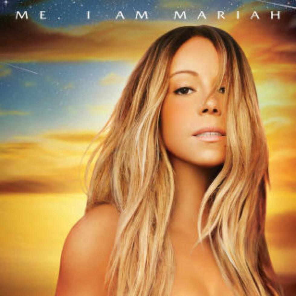 «ME. I AM MARIAH»: Er Mariah Careys nye album. Foto: Stella Pictures