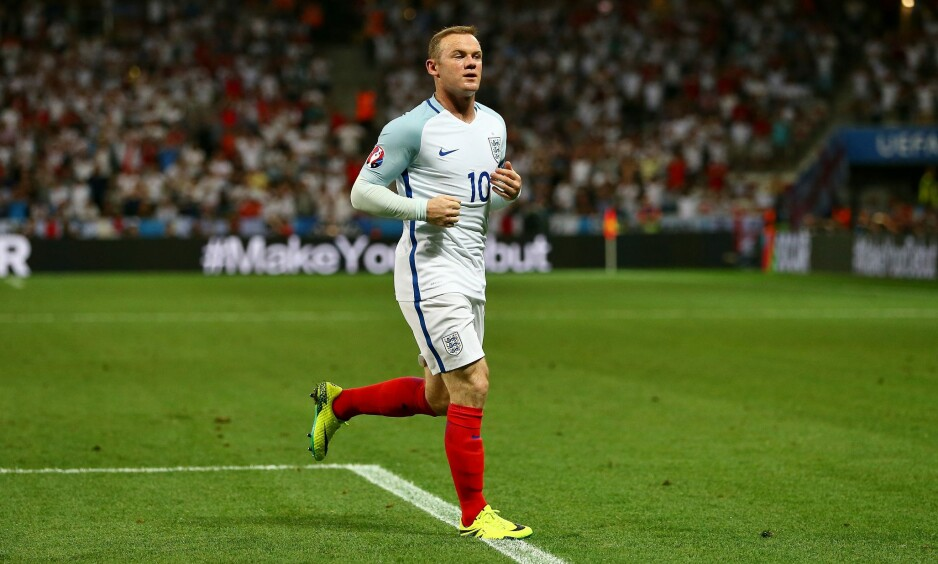 TILBAKE FRA START: Wayne Rooney startet på benken i Englands forrige kamp, men er tilbake fra start i fredagens kamp mot Nord-Irland. Foto: Michael Zemanek/BPI/REX/Shutterstock