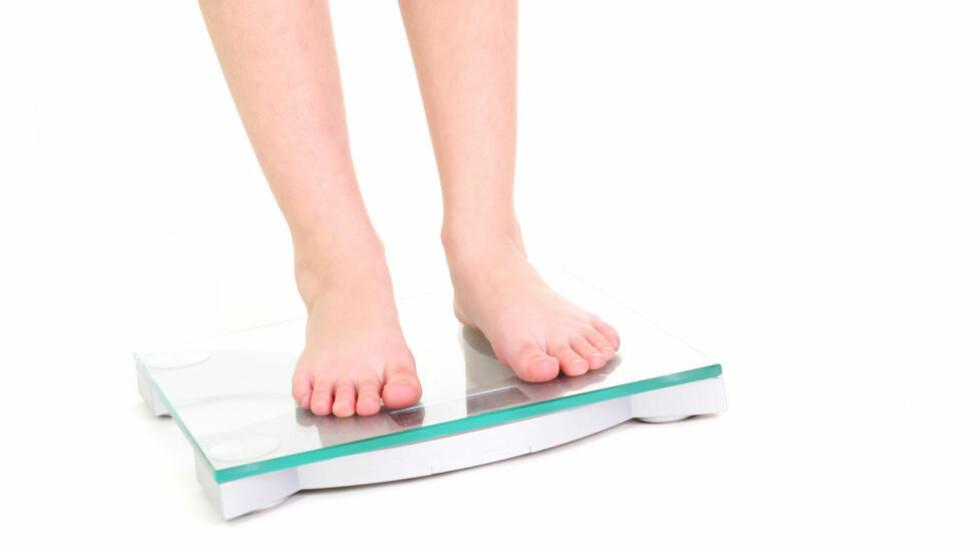 NY STUDIE: En studie publisert i det internasjonale tidsskrift PLOS Medicine viser at selv om du bare er lett overvektig over lengre tid, er du også i risikogruppen for å utvikle diabetes type 2. Foto: COLOURBOX