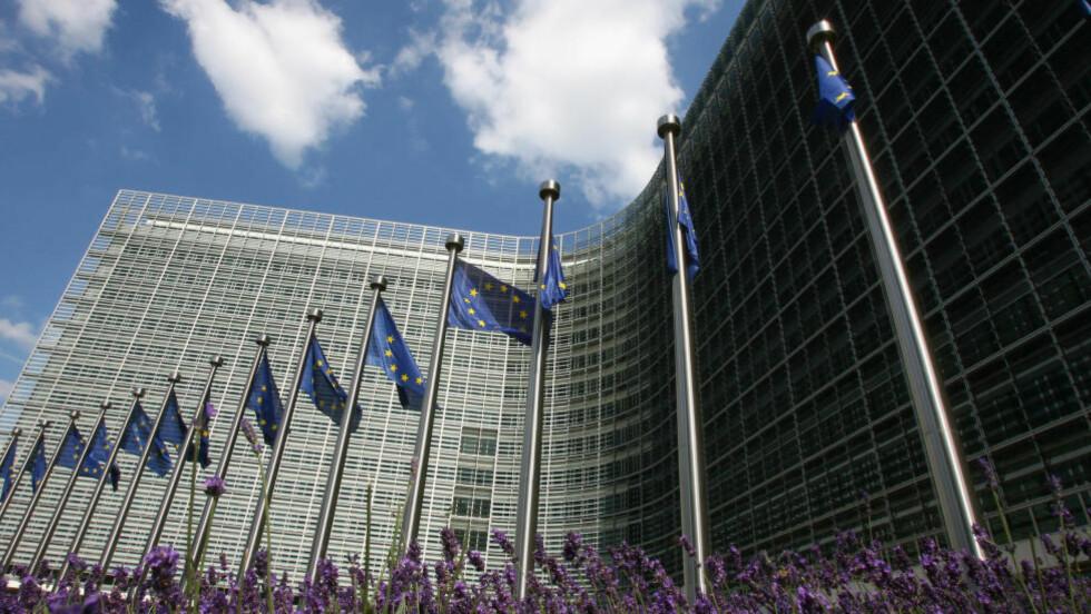 MANGLER INNFLYTELSE: «Norge er for alle praktiske formål med i EU, og betaler for medlemskapet gjennom EØS-midlene, men har ikke innflytelse», skriver kronikkforfatteren. Foto: NTB Scanpix