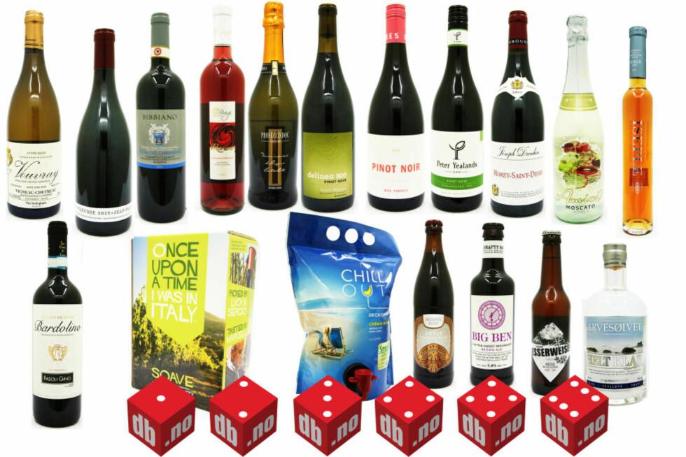 POLSLIPP: Ukas nyhetslansering på Vinmonopolet inneholder hele 84 produkter.  Lanseringen må kunne sies å være godkjent, men ikke noe mer, mener Dagbladets vinekspert.