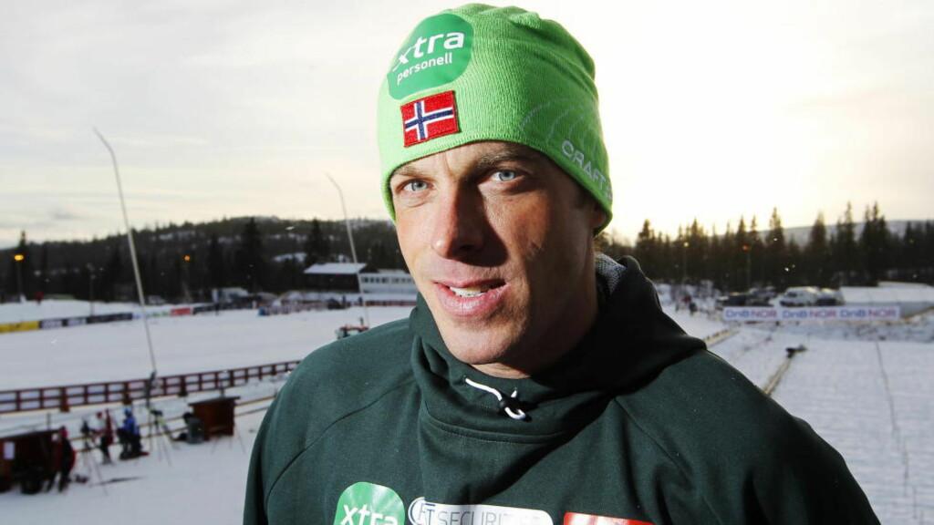 MISTENKT: Langrennsløper Anders Aukland blir mistenkt for høye blodverdier i Uppdrag Gransking som vises på SVT i kveld. Foto: Håkon Mosvold Larsen / Scanpix