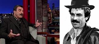 Kunne spilt Indiana Jones - ble altmuligmann i stedet