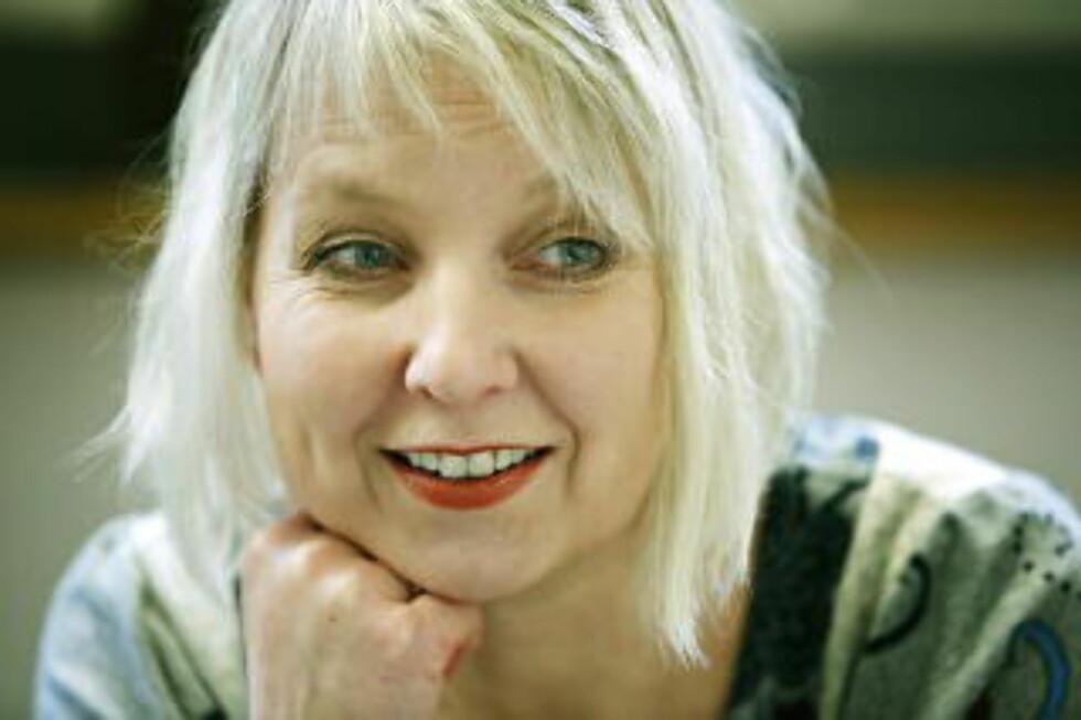 GANSKE NY: Marit Reiersgård kom med sin andre krimroman for kort tid siden.  Foto: Jacques Hvistendahl / Dagbladet