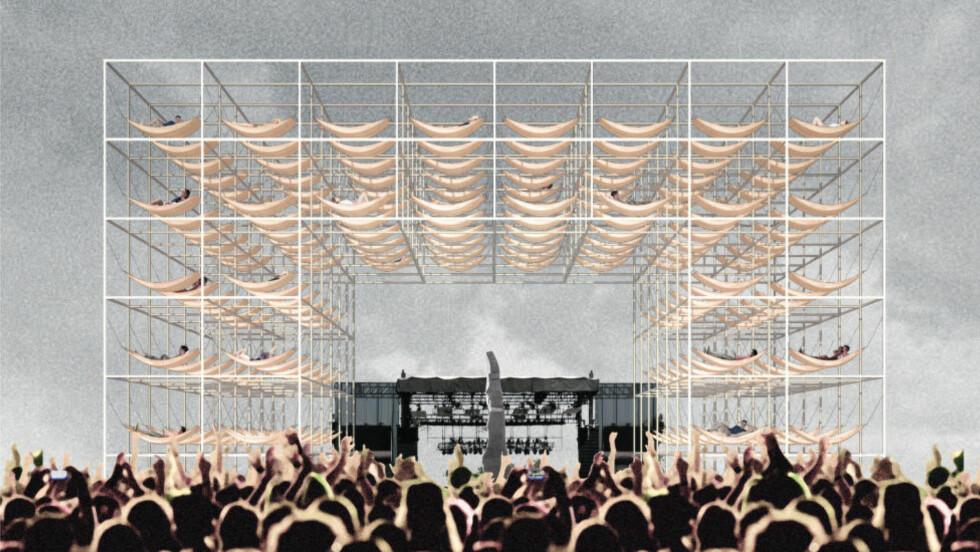 VINNEREN:  Et teak fra Canada stakk av med seieren i 120 Hours, verdens største arkitektkonkurranse for studenter.