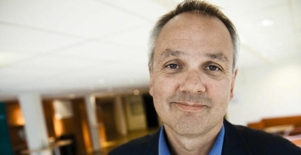 KLAGET: Det var, blant andre, lege og epidemiolog Preben Aavitslan - som lenge har vært kritisk blant annet til Lars Monsens flåttsykdom - som klaget inn UiO-forskerne til Statens Helsetilsyn. Foto: Håkon Eikesdal / Dagbladet