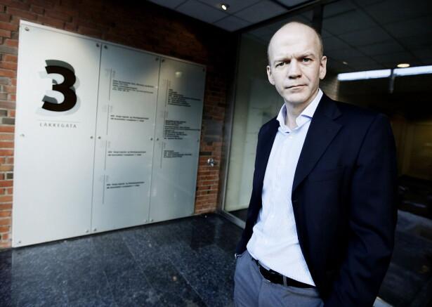 <strong>VARSLER KRAV:</strong> Hoels advokat Christian Lundin varsler at kravet han jobber med å ferdigstille, blir betydelig større enn 1,6 millioner kroner. Foto: Christian Roth Christensen / Dagbladet