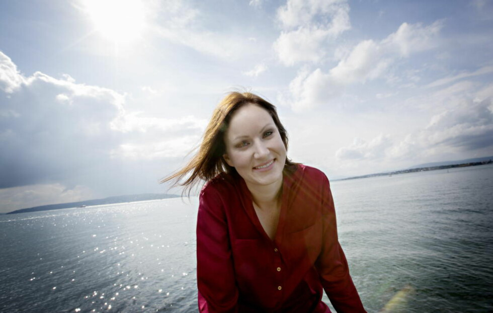 PRISVINNER: Forfatter og spaltist Agnes Ravatn fikk i dag Ungdommens Kritikerpris. Foto: Anita Arntzen / Dagbladet