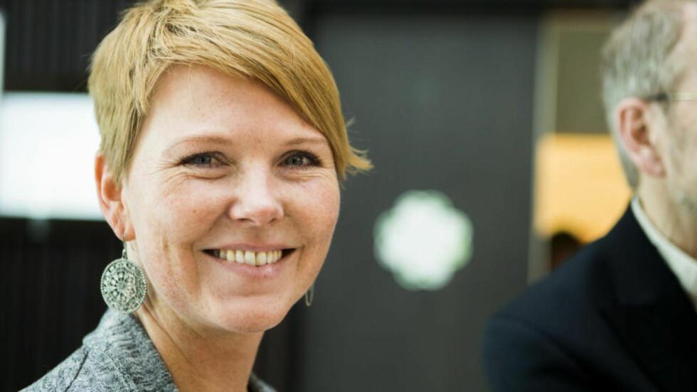 TAR KAMPEN: Anne Beathe Kristiansen Tvinnereim fra Akershus jobber i UD og har lang fartstid fra politikken. Foto: Berit Roald / NTB scanpix.
