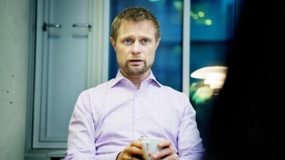 FÅR MOTSTAND: Helseminister Bent Høie får mye motstand i reservasjonsrettssaken. Foto: Christian Roth Christensen / Dagbladet