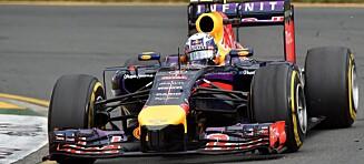 Red Bull nekter å gi seg etter Ricciardos disk