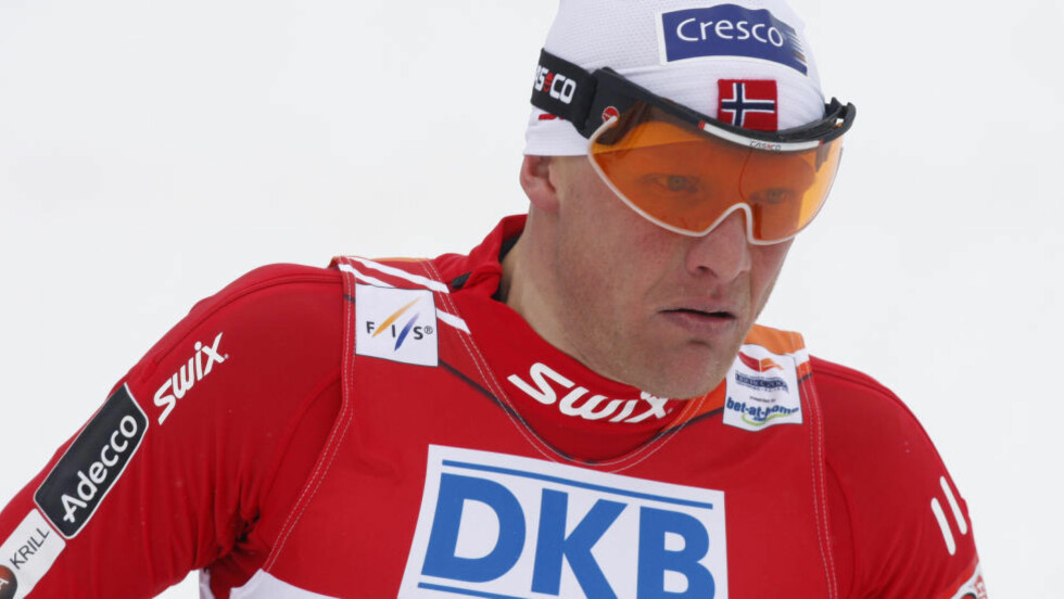 MÅ GÅ: Tor Arne Hetland byttes ut av det sveitsiske skiforbundet. Foto: Lise Åserud / SCANPIX
