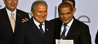 Høyresida godtar hårfint nederlag i El Salvador