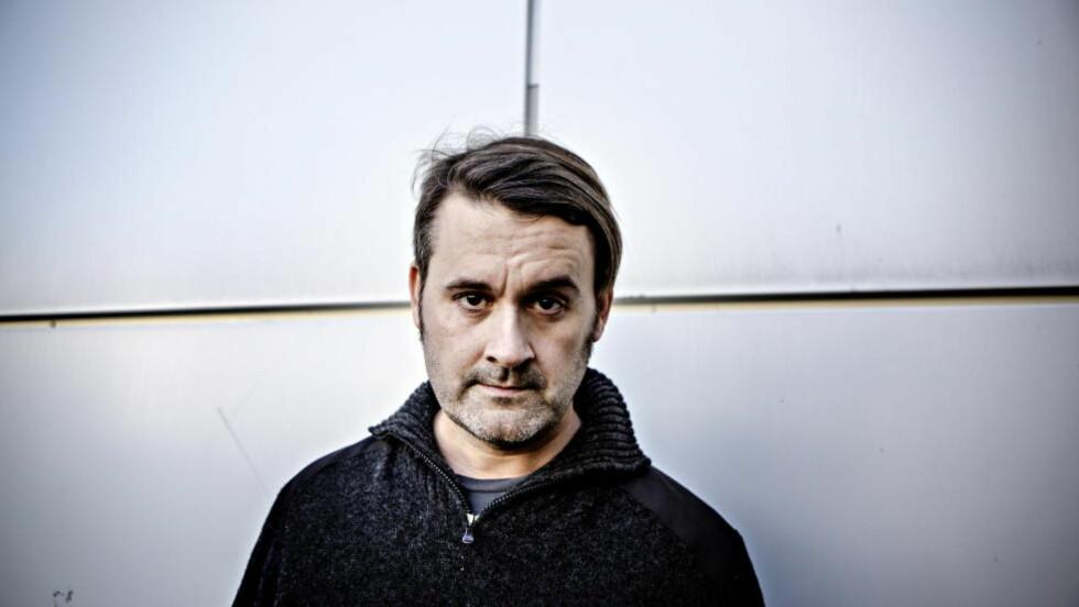 VENN MED CHARTER-SVEIN: Thomas Seltzer, mest kjent fra Turboneger og NRK-programmet Trydgekontoret, sier han visste pengene han ga til Charter Svein ville forsvinne for godt. Foto: LARS EIVIND BONES