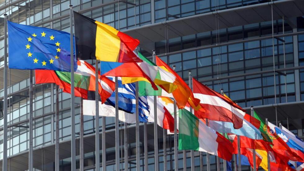 VIKTIG LOVTILLEGG: EU-parlamentet vedtok i dag at nettnøytralitet skal lovefstes som en del av EUs nye, felles lovverk for teletjenester. Foto: Scanpix