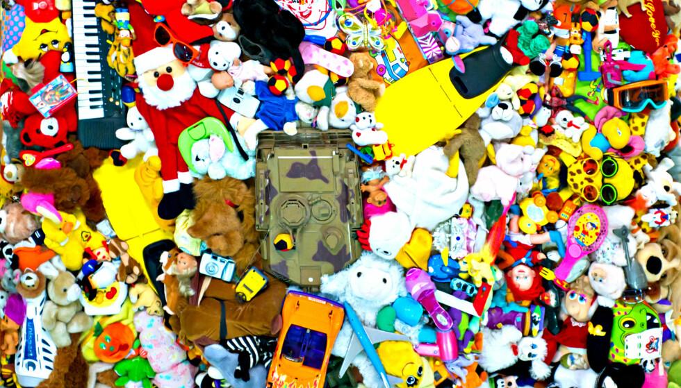 POPULÆR: Ryans Toys Review er en av verdens mest populære Youtube-kontoer akkurat nå. Bildet er et illustrasjonsfoto. Foto: NTB Scanpix