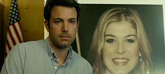 David Fincher har filmatisert krimsensasjonen «Gone Girl» - se første trailer