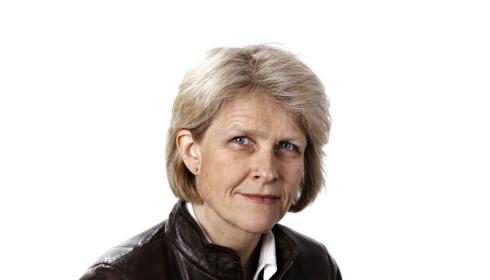REAGERER: Siri Gedde-Dahl, leder for Pressens offentlighetsutvalg. Foto: Privat