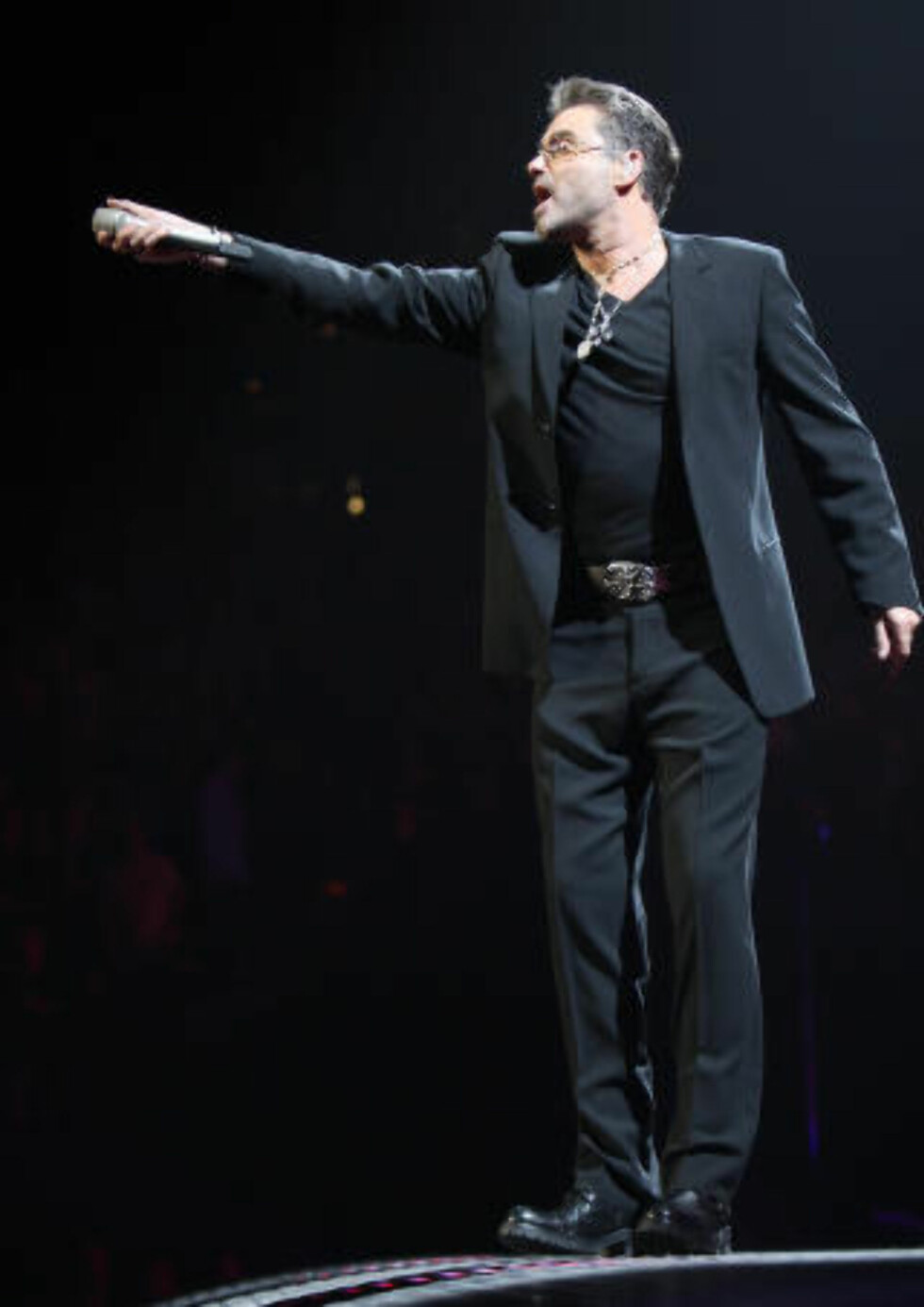 WHAM: Her representert ved George Michael. Foto: Stella Pictures