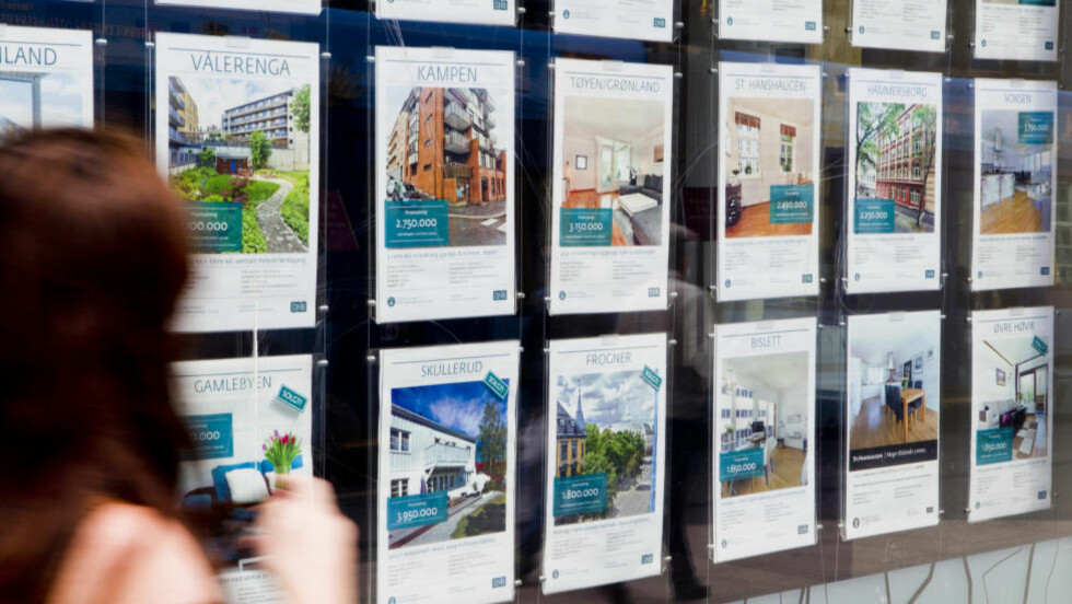 SKJERPES: Mer av prosessen rundt et boligkjøp må dokumenteres framover. Foto: Vegard Grøtt / NTB scanpix