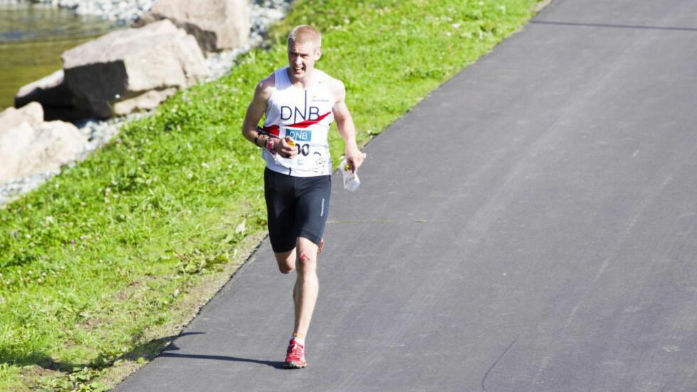 PÅ TRENINGSLEIR: Olav Lundanes reiser til Sør-Afrika. Foto: Vegard Grøtt / NTB Scanpix