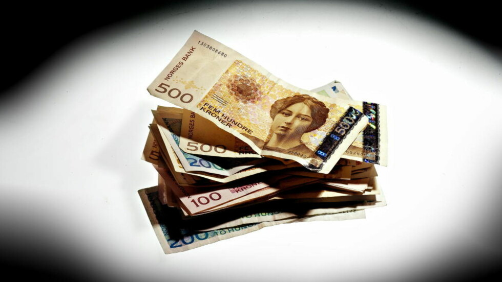 ØKONOMISKE BEKYMRINGER: Lavere pensjon, høye boligpriser og økte renter er nordmenns største økonomiske bekymringer for 2014. Foto: EVEN BAST