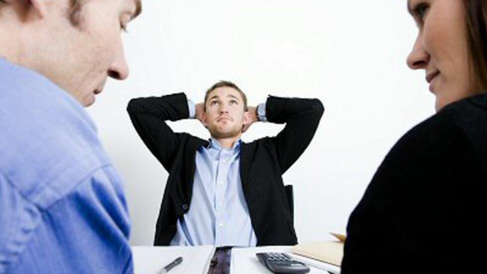 TJENER DU MINDRE ENN SIDEMANNEN? Er det mistanker om diskriminering, kan du be om innsyn i dine kollegers lønn fra 1. januar. Foto: COLOURBOX