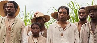 Oscar-favoritt skjelt ut under prisutdeling