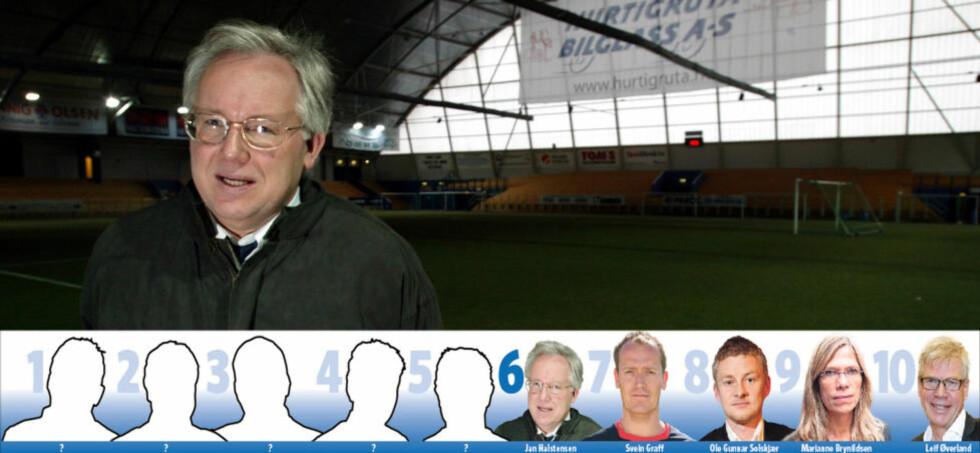 EN AV NORSK FOTBALLS VIKTIGSTE:: Jan Halstensen er styreleder i de tre Ullevaal-selskapene og omtales som en svært viktig mann i Fotball-Norge. Foto: ARN E. FOLVIK