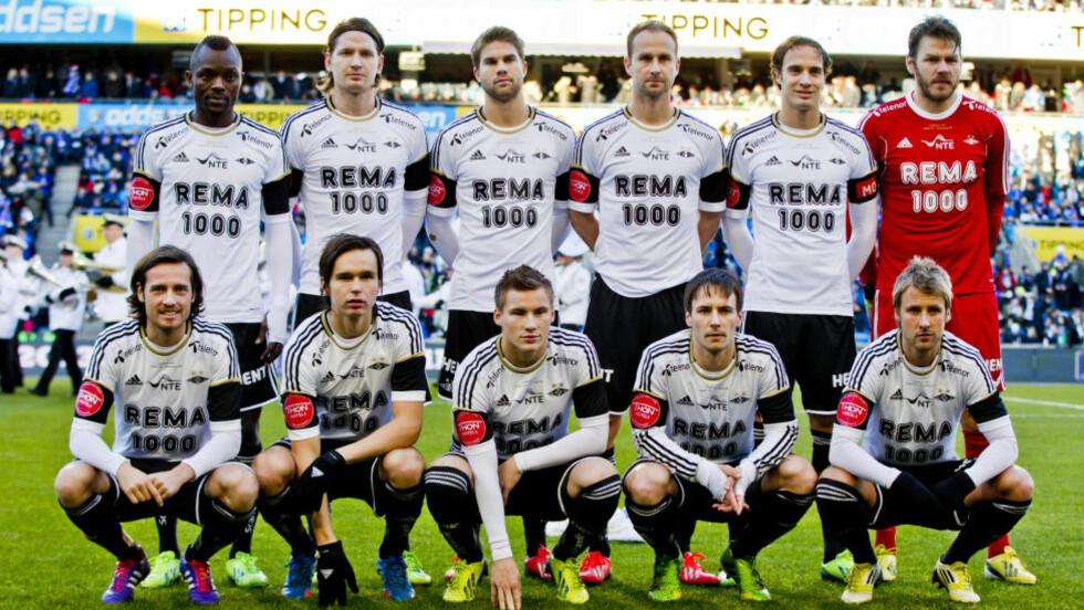 LØNNSKUTT:  Rosenborg vil unngå for store underskudd i 2014 og går inn for å kutte i lønningene til spillere og administrative ansatte i klubben. Foto: NTB Scanpix