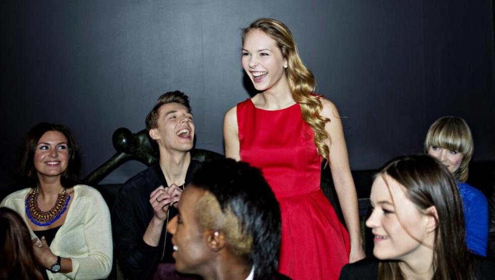 INGEN STJERNER - FÅ KJENTE: Du skal være langt over middels interessert for å kjenne til årets MGP-finalister - men det betyr ikke at det ikke er mye talent her. Foto: Nina Hansen