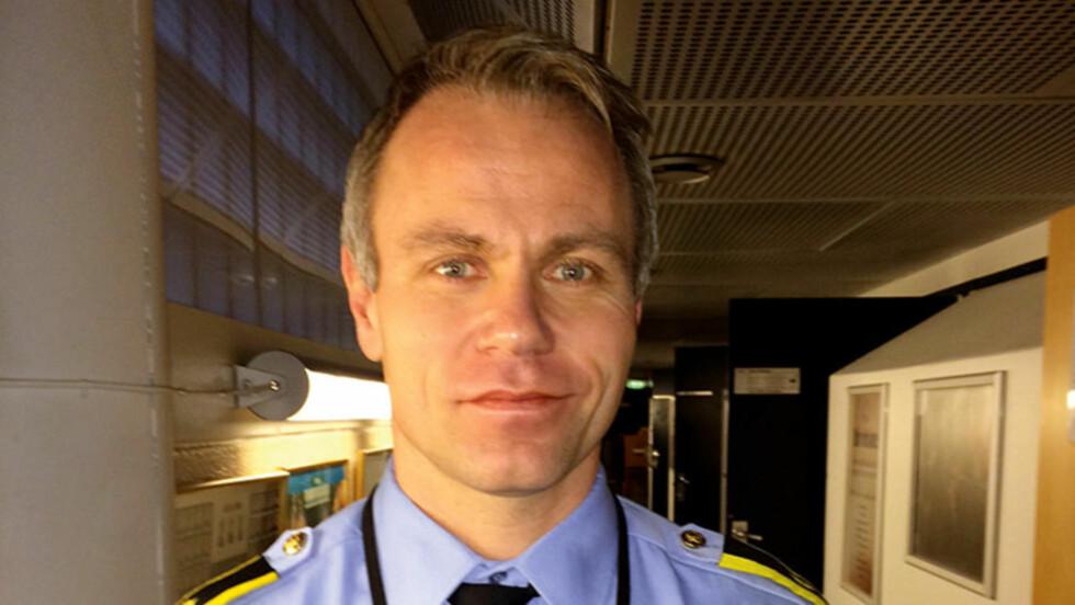 I BEREDSKAP: Helge Mehus blir ny sjef for den nasjonale Beredskapstroppen Delta i oslo politidistrikt. Foto: Politiforum.no