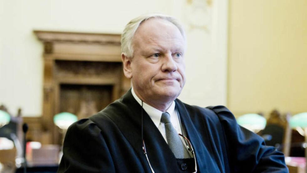 KJEMPER: Advokat Sigurd Klomsæt. Foto: Berit Roald / Scanpix