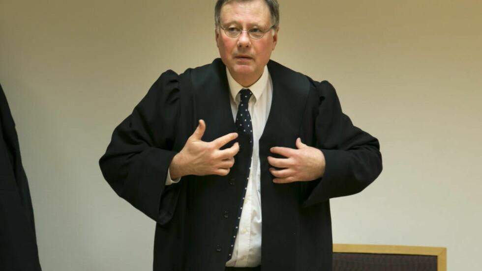 KRITISERES: Politiadvokat Knut Skavang var aktor i tingrettssaken der bistandsadvokat i 22. juli-saken, Sigurd Klomsæt, var tiltalt for grov uforstand i tjenesten. Foto: Heiko Junge / NTB scanpix