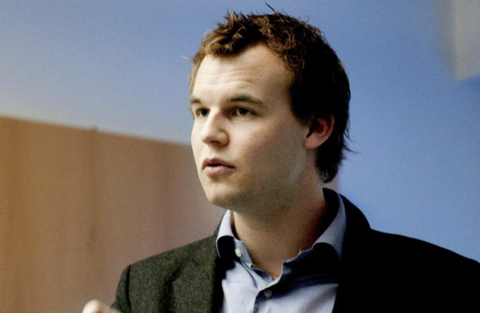 SEXKJØPSDEBATT: Kjell Ingolf Ropstad, stortingsrepresentant for KrF, er sterk motstander av å oppheve sexkjøpsloven.  Foto: John T. Pedersen/Dagbladet