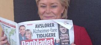 «Ikke helt feil dag å reise til Sverige på kjenner jeg..»