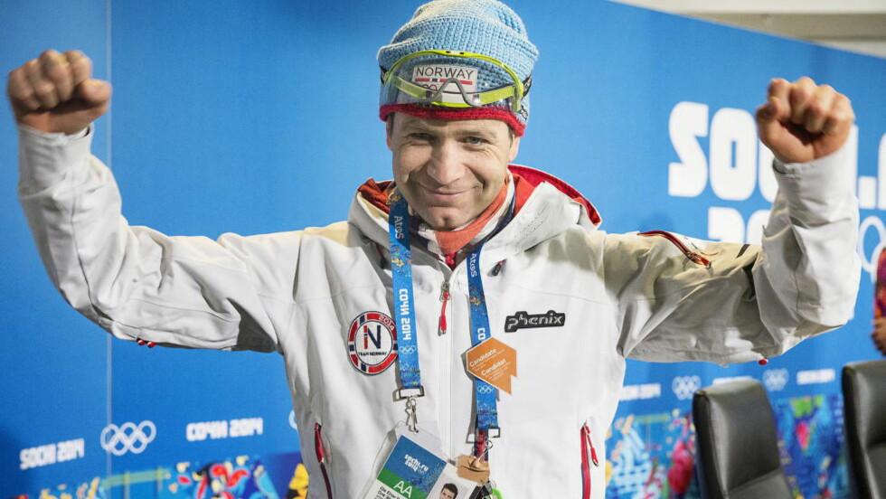 FIKK PLASS I IOC: Ole Einar Bjørndalen har ikke hatt lov til å drive valgkamp for en plass i IOCs utøverkomité, men fikk likevel flest stemmer av de ni som stilte til valg. Nå skal han jobbe for at at idrettsutøvernes rettigheter i framtida.