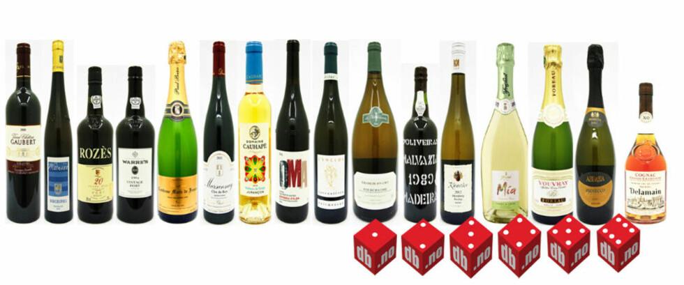 POLSLIPP: Fredag lanseres rundt 80 nye produkter i Vinmonopolets hyller. Utvalget er variert, og så vel som vin og øl lanseres også flere typer brennevin og likører.