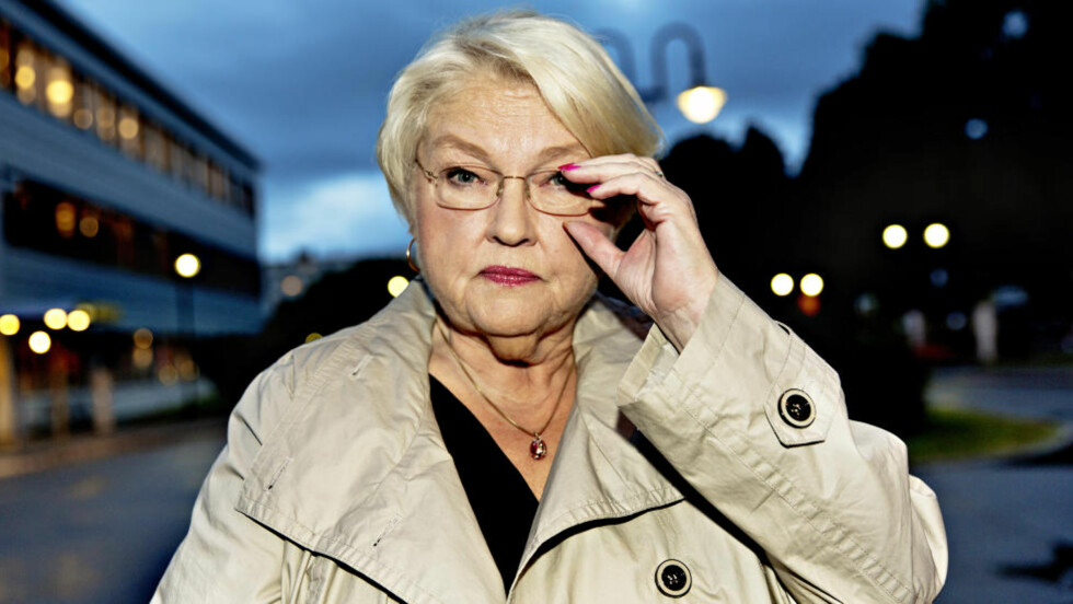 LANSERER BOK I DAG: Marit Christensen kommer i dag med bok om Wenche Behring Breivik.  Foto: Lars Eivind Bones / Dagbladet