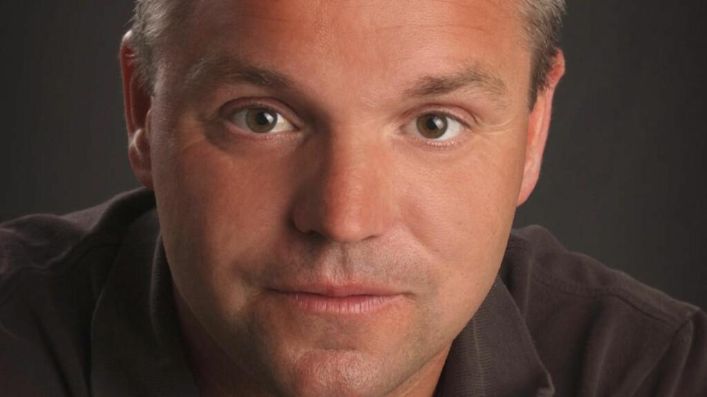 FORFATTER: Eirik Veum har forventer reaksjoner etter at han i sin bok om Hirden navngir 962 nordmenn som ble dømt for landssvik. Foto: Kagge Forlag