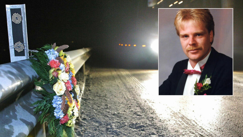 FAGERNES: Tobarnsfar Audun Bøland (39) ble drept da han kjørte Valdresekspressen i 2003. I dag ble bussruta igjen kapret, da en mann i 50-åra drepte tre passasjerer. Foto: Knut Fjeldstad / Scanpix