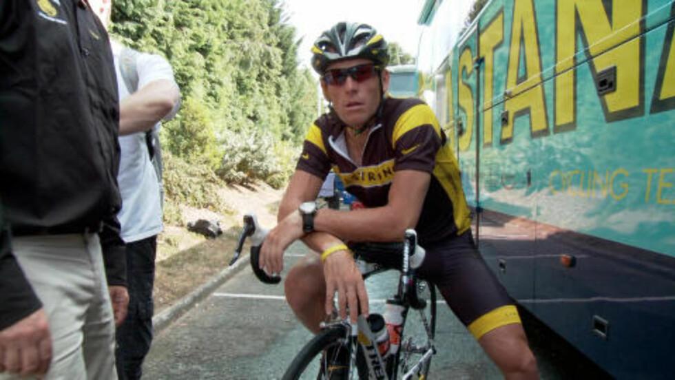 DOKUMENTAR: Lance Armstrong har bidratt i filmen «The Armstrong Lie», en dokumentar om sykkelkarrieren hans. Foto: AP /Courtesy Sony Pictures Classics, Maryse Alberti