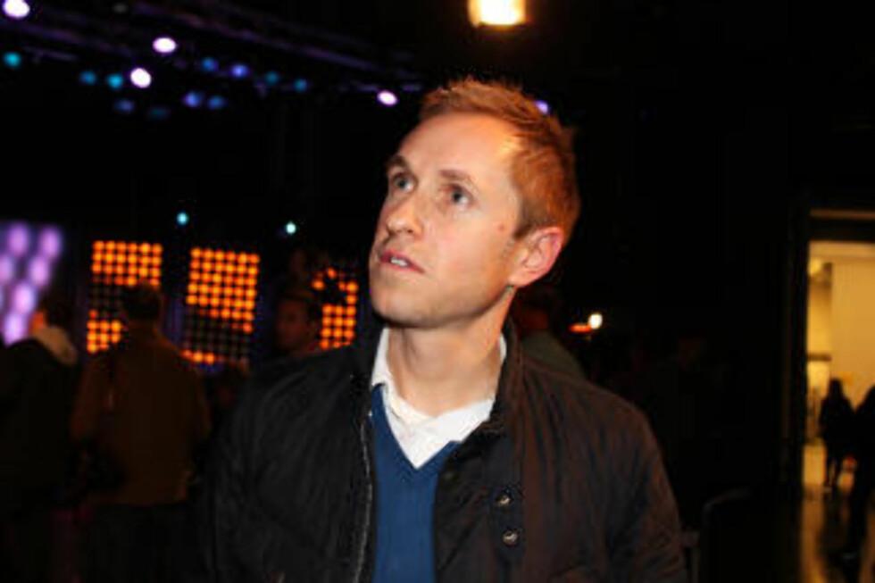 INSPIRERT AV LANCE: Mads Kaggestad, sykkelekspert TV2.  Foto: Synne Kvam / Dagbladet