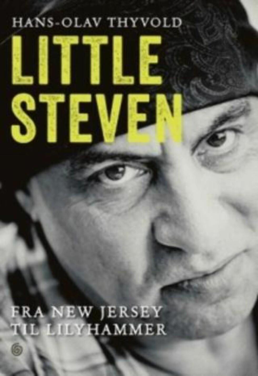 PORTRETTBOK: I tillegg til mange andre kilder, består boka av intervjuer Thyvold har gjort med Little Steven fra 1984 fram til i dag.