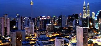 Politiet sporet minibankskimming på Rygge til minibanker i Malaysia