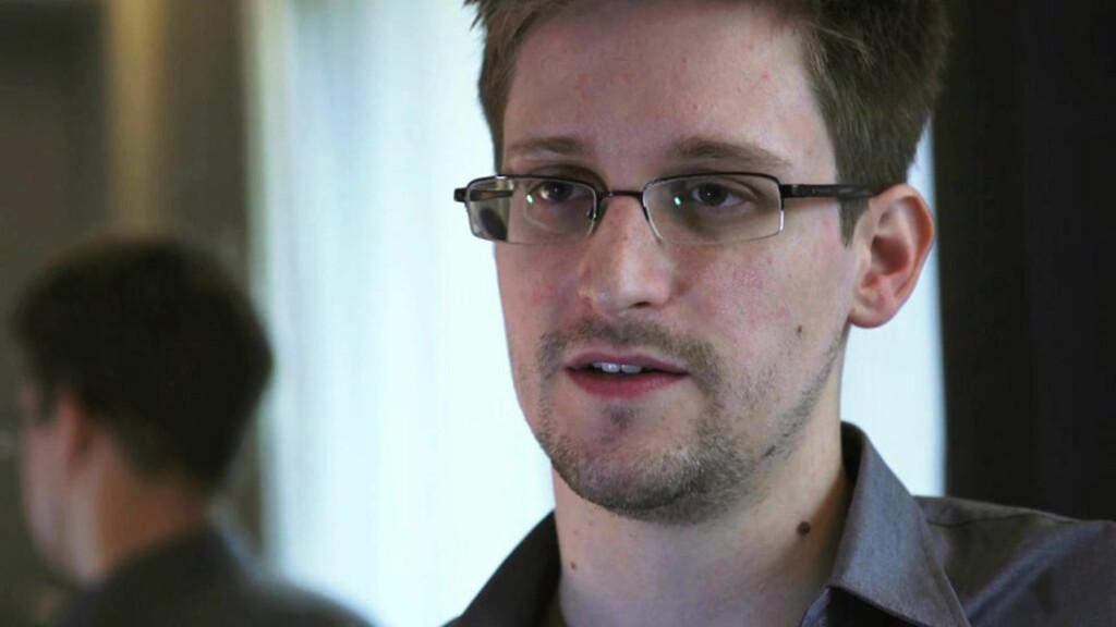 NY AVSLØRING: Varsleren Edward Snowden. REUTERS/Glenn Greenwald/Laura Poitras/Courtesy of The Guardian/Handout via Reuters Scanpix