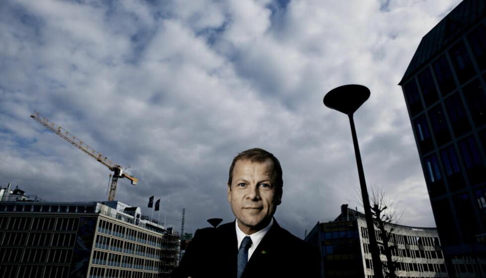 KAN BLI VERRE: Ønsker Hansson og Holmås (bildet) at kullveksten skal akselerere ytterligere? spør artikkelforfatteren. Foto: Jørn H. Moen