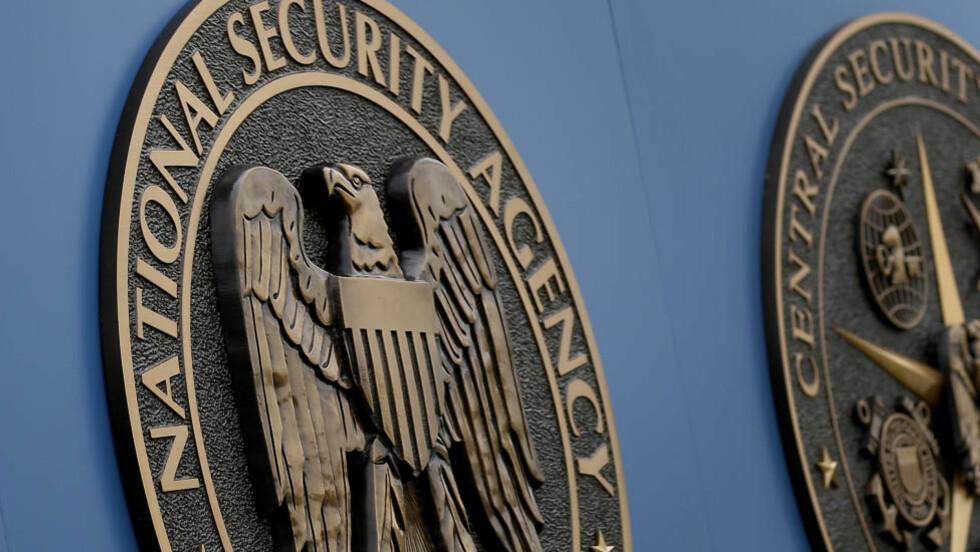 OVERVÅKER DANSKENE: National Security Administration (NSA) overvåker datatrafikk i Danmark, ifølge lekkede dokumenter. Foto: AP Photo/Patrick Semansky/NTB Scanpix